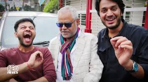 Types of co passengers feat Sanjay Misra and Ranvir Shorey | Kisna and  Ashish - YouTube