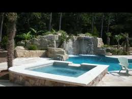 inground pools with waterfalls and hot tubs. Inground Pools With Waterfalls And Hot Tubs O