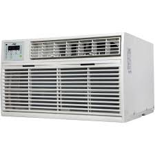 arctic king 12 000btu through the wall air conditioner w remote cool and heat