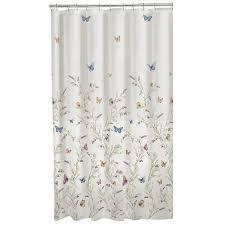 Garden EVA/PEVA Floral/Multi Floral Shower Curtain