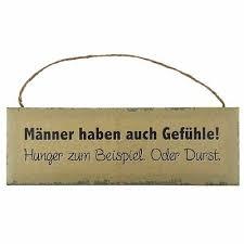 Deko Bild Männer Haben Auch Gefühle Wandbild Sprüche Spruch Leinwand