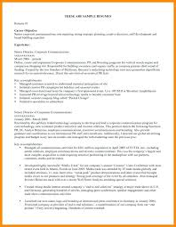 Objective In Internship Resume Pr Resume Objective 100 Job Resume Objective Examples Public 98