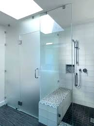 corner tile shower medium size of mosaic inside how to an outside bathroom soap dish