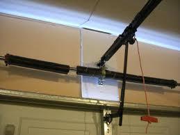 low clearance garage door opener lovely low headroom sectional garage