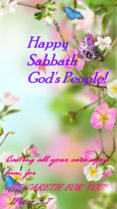 Happy Sabbath God Cares For You My Happy Sabbath Corner Happy