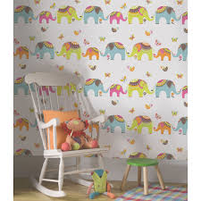Kids Wallpaper For Bedroom Kids Bedroom Nursery Wallpaper Holden Decor Playtime Collection