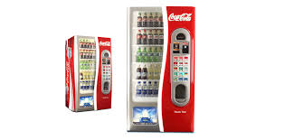 Soda Vending Machines Delectable Coke Vending Machine Sundberg Ferar