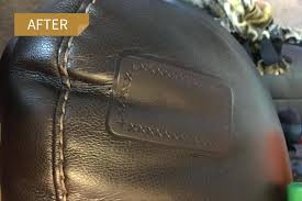 repair leather furniture tears sofa cat claws brown scratches inside fix remodel 9