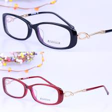 get ations new edward lightweight sheet metal frame glasses frame female models can be equipped with myopia glasses