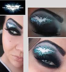 more geektastic eye makeup features ics aliens and video games pics