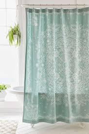 slide view 1 cece lace shower curtain