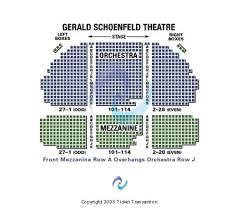 Gerald Schoenfeld Theatre Tickets And Gerald Schoenfeld