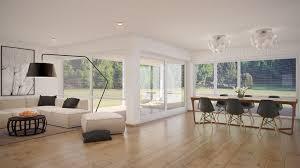 living room designs wooden laminating flooring also white wa kitchen ideas beautiful open plan dining modern
