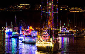 Dana Point Boat Parade Of Lights 2018 Christmas Boat Parades In La And Orange Counties