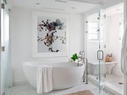After all, gray is the ultimate neutral, the one shade that literally goes with everything. Bathroom Art Ideas How To Choose Art For Your Master Bath