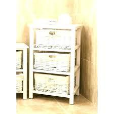 wicker basket storage unit wicker baskets storage units wicker basket drawer wooden frame wicker basket drawer