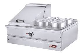 electric countertop hot food warmer