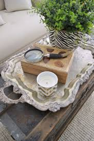 Decorating With Silver Trays A Flutter of Fall Home Decorating Silver trays Trays and 39