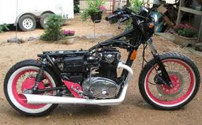 cinderella lump chopper bobber kit phil little racing vintage