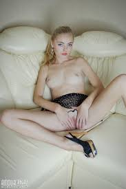 Amour Angels Mila OFFICE GIRL Extraordinary beauty flashing her.