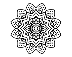 Small Picture picture Flower Mandala Coloring Pages 50 On Free Coloring Kids