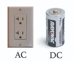 alternating current vs direct current. step 1: ac vs. dc alternating current vs direct