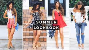 Summer Lookbook 2015 Mimi Ikonn YouTube