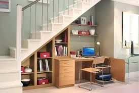 bookcase under stairs spacious under stairs home office diy stair step  bookcase . bookcase under stairs ...