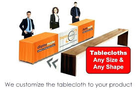 personalized table cloth bedroom trendy tablecloth with disposable round tablecloths wedding