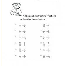 Fraction Worksheets together with Adding Fractions Worksheets   Education also Adding And Subtracting Fractions With Unlike Denominators Vertical as well  furthermore Grade 5 math worksheet   Fractions  subtracting fractions from additionally  together with  as well Fractions Worksheets Part 1  Worksheet  Mogenk Paper Works in addition Free Fraction Worksheets Adding Subtracting Fractions And With likewise Wow  Lots of worksheets to choose from  then when you click on one also Subtracting Fractions Worksheets. on adding and subtracting fractions worksheets