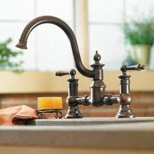 Incredible Bronze Kitchen Faucet with Oil Rubbed Bronze Kitchen