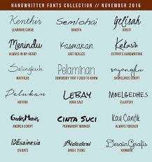 Archive of freely downloadable fonts. 18 Best Free Handwritten Fonts For Graphic Designers Locomotype