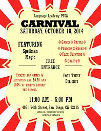 Examples Of A Flyer Cancer Fundraiser Carnival Flyer Examples Google Search 21