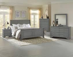 French Market Sleigh Bedroom Set (Zinc) in 2019   Vaughan-Bassett ...