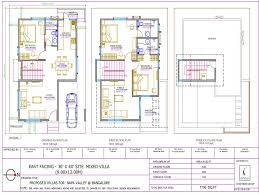 20 x 60 house plans east facing