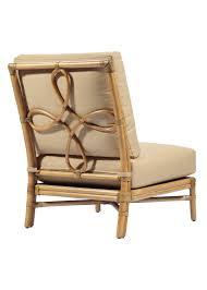 Slipper Chair Elise Nutmeg Rattan Slipper Chair Dear Keaton