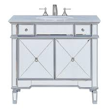 single bathroom vanity with 2 drawers 1 shelf 2 doors marble top clear mirror finish hdvnt 2202 the home depot