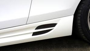 Kerscher Carbon Styling Kit KM2 <b>Side Skirts</b> BMW <b>E82</b>-<b>E88</b> 128 ...
