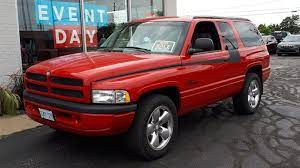 2000 3rd Gen 5 2l Auto In Leamington On Dodge Ramcharger Dodge Vehicles Dodge