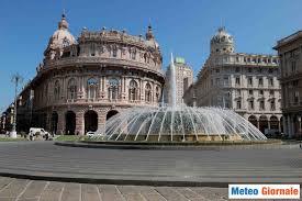 A Genova condizioni meteo dal caldo al freddo - Meteo Giornale