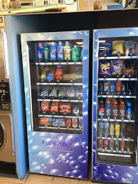 Stocking Vending Machines Simple Well Stocked Vending Machine For Drinks Snacks And Laundry Supplies