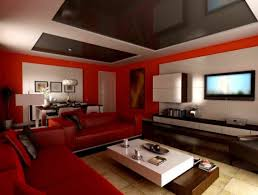 Yellow Black And Red Living Room Red Living Room Accents Living Room Ideas