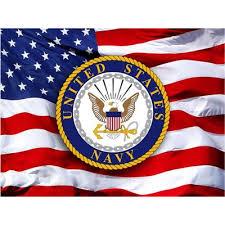american flag us navy crest magnet 3 1 2 inch