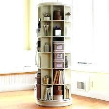 revolving bookshelf rotating bookcase rotating bookcase revolving bookcase  end table rotating bookcase revolving bookcase nz . revolving bookshelf ...