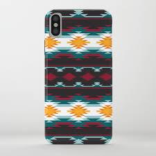 Native American Design Phone Cases Native American Inspired Design Iphone Case