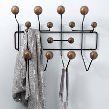 Eames Coat Rack Walnut 100 Best Eames HangItAll Images On Pinterest Eames Side Chairs 13