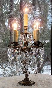 crystal chandelier candle best crystal candle holders images on crystal model 55