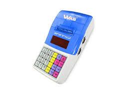<b>Кассовый аппарат</b> WAB <b>Агат</b> 1Ф