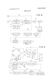 patent us3819922 crane load and radius indicating system patent drawing