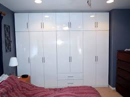 Glossy White Wardrobe Set 40 Doors Of Bedroom Storage Contempo Awesome Glossy White Bedroom Furniture